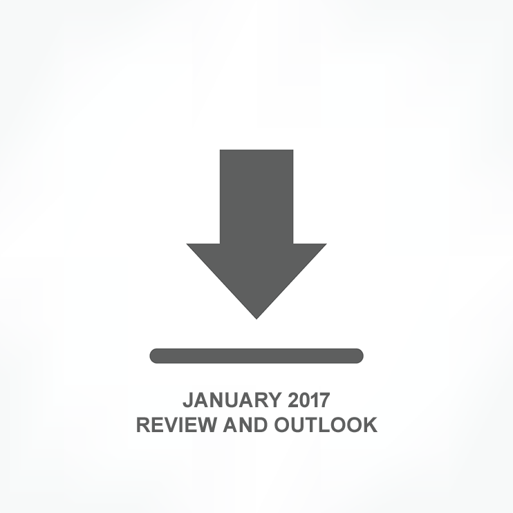 Treasury Solutions January 2017 Market Review and Outlook