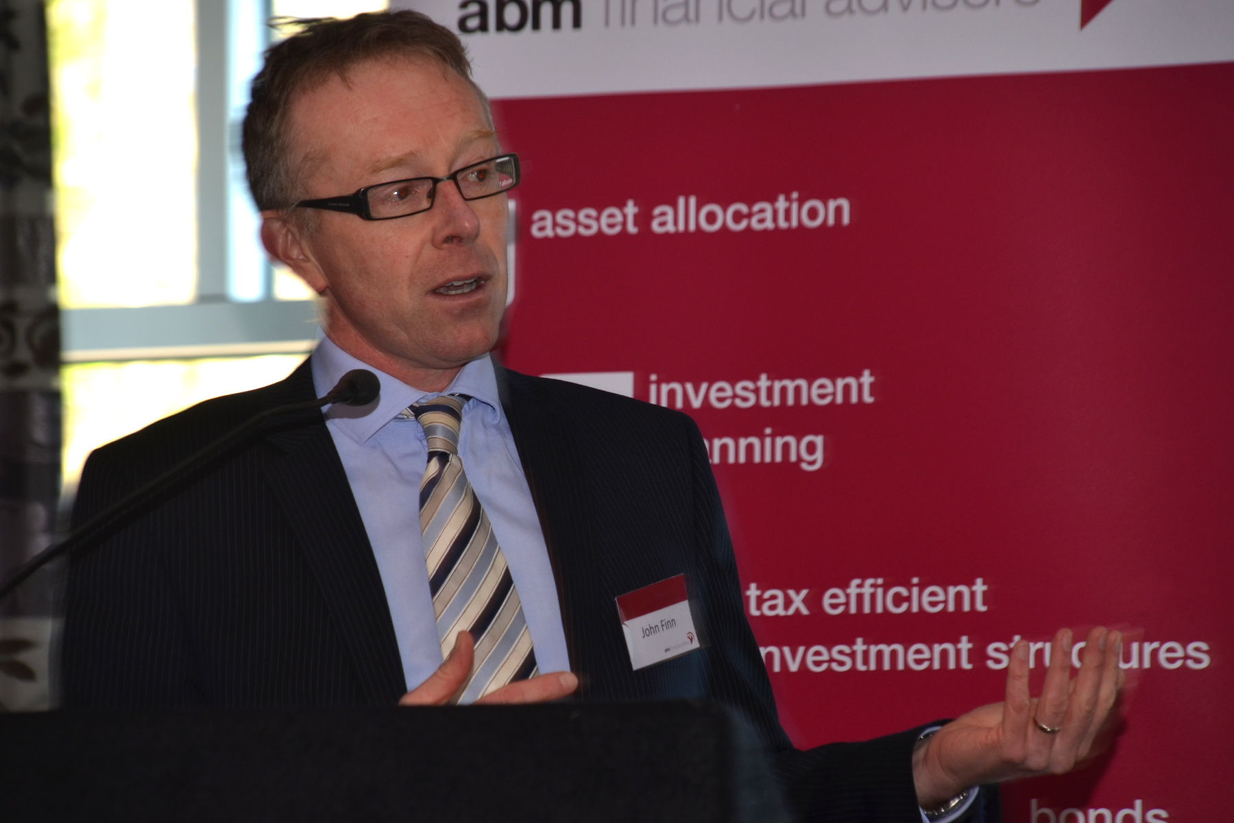 Chartered Accountants Investment Seminar February 2015