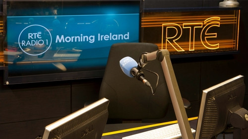John Finn, Treasury Solutions on RTE Morning Ireland